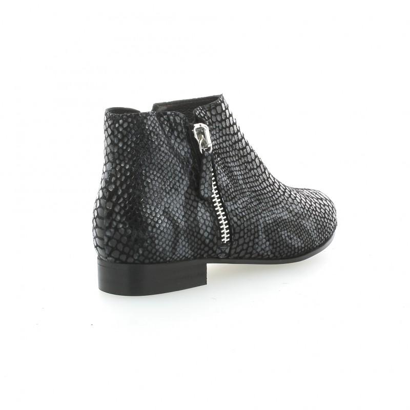 Boots Boots cuir python De Haute Qualité Pas Cher En Ligne Fiv0c