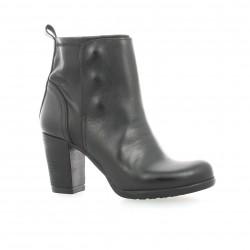 Life Boots cuir noir