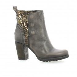 Life Boots cuir marron