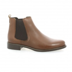We do Boots cuir cognac