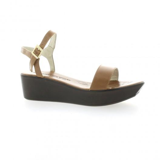 Sandales en cuir Branda Elizabeth Stuart JvbHa4
