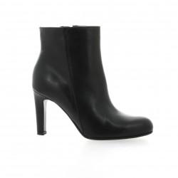 Alifax Boots cuir noir