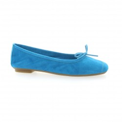 Reqins Ballerines turquoise