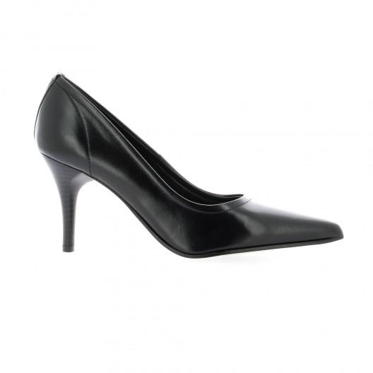 42f0dbcf258 Chaussures Elizabeth Stuart cuir noir escarpins Ligo