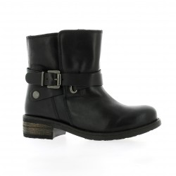 We do Boots cuir noir