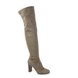 Pao Bottes taupe