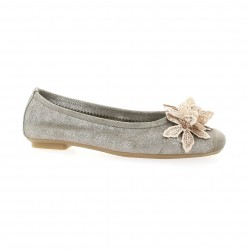 Reqins Ballerines taupe