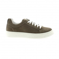 Life Baskets cuir velours taupe