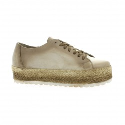 Life Baskets cuir taupe