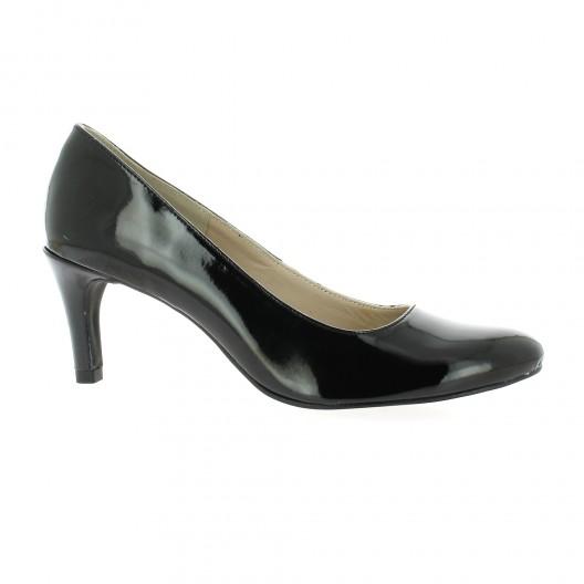 Escarpins Pao Vernis Chaussures Noir Gapa60 H2E9IWD