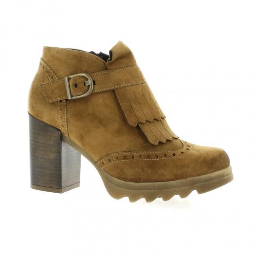 Riva Di Mare Chaussures Baskets cuir Riva Di Mare soldes B3doCTFnE