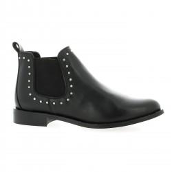 So send Boots cuir