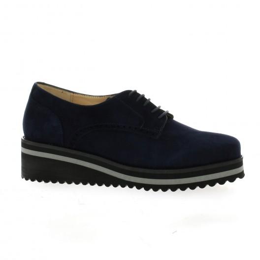 Vidi Studio Chaussures Derby cuir velours Vidi Studio soldes FEIFEI Hommes chaussures style britannique mode givré confortable résistant à l'usure des chaussures occasionnelles chaussures paresseux (Couleur : Gris 4sl6Mc