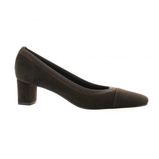 Velours Escarpins 300 Elizabeth Chaussures Stuart Cuir Eres Marron kXTwZOiPu