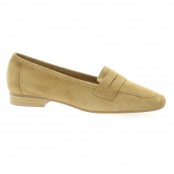 We do Mocassins cuir velours beige