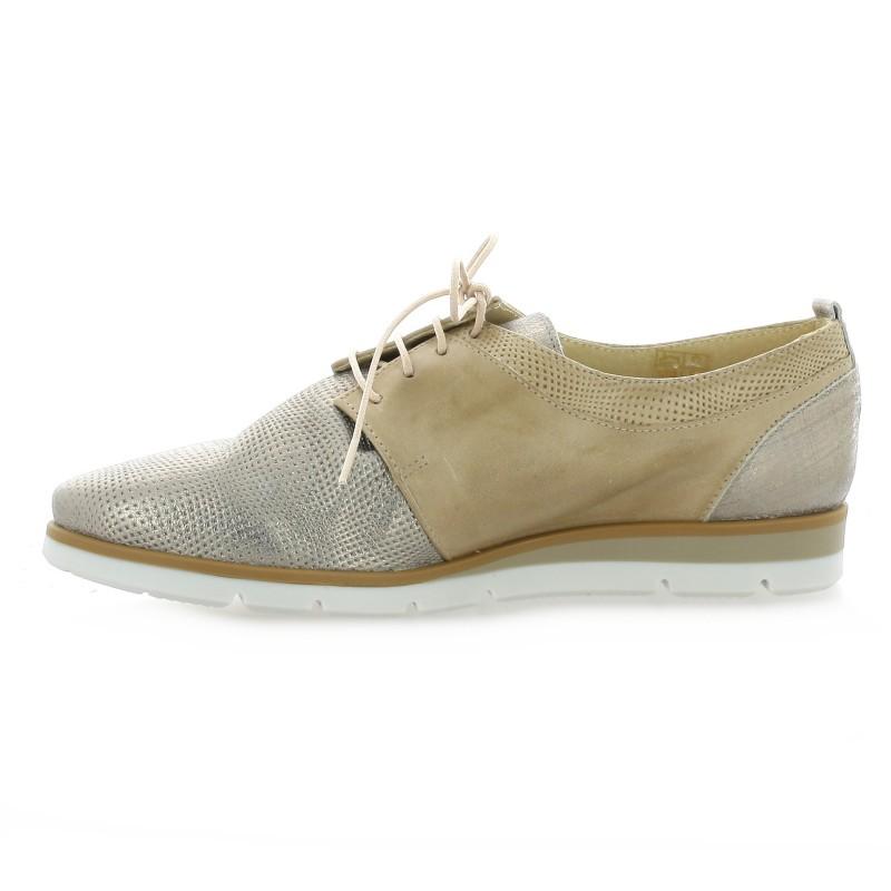 Sneakers Hautes Garçon  Multicolore (White/Black/White) Chaussures Pao beiges Chaussures Pao beiges  Zapatillas para Hombre KlYZL