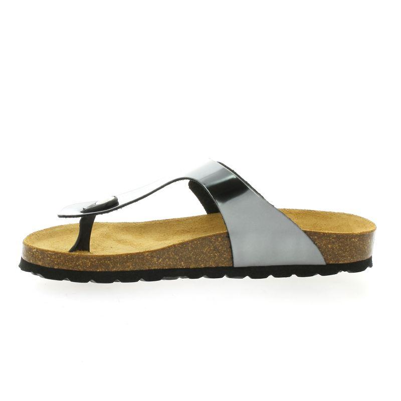 Daques Romani acier pieds cuir K chaussures laminé nu A84wdx0