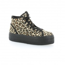 Baskets leopard Id contraire