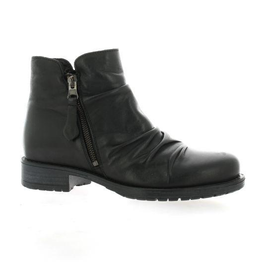 Iber Boots cuir noir
