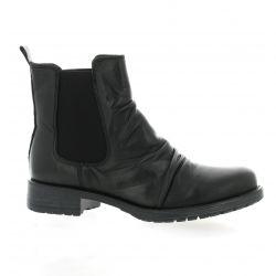 Creator Boots cuir noir