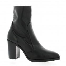 Chio Boots cuir noir