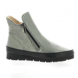 G-max Boots cuir laminé acier