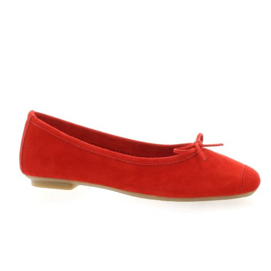 Reqins Ballerines rouge