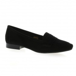 We do Mocassins cuir velours noir