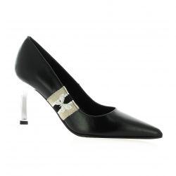 Elizabeth stuart Escarpins cuir noir
