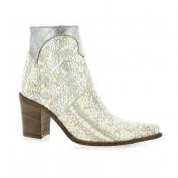 Pao Boots python gris