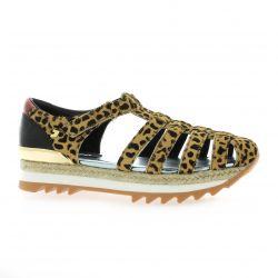 Gioseppo Nu pieds leopard