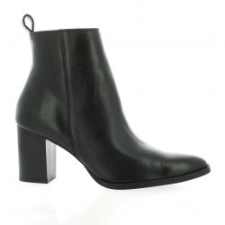 Vidi studio Boots cuir noir