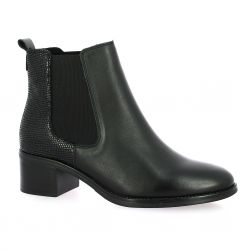 We do Boots cuir/serpent noir