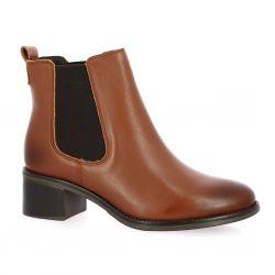 We do Boots cuir cognac