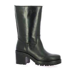 Stm Boots cuir noir