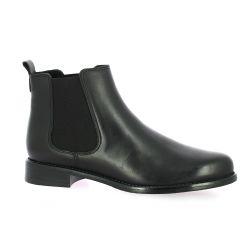We do Boots cuir noir