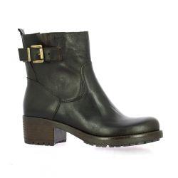 Pao Boots cuir marron