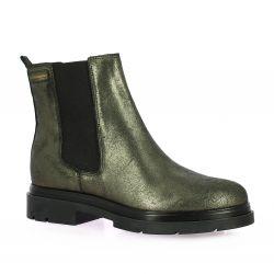 Les tropeziennes Boots cuir bronze