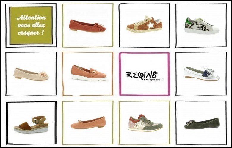 Chaussures Reqins